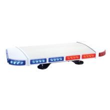 Barra de luz do diodo emissor polícia projeto aviso Mini (Ltd - 510L 14)