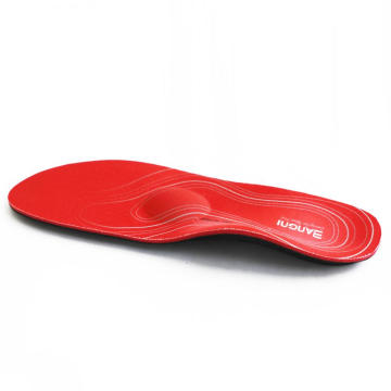 Cork EVA orthotic insoles pad insert pad