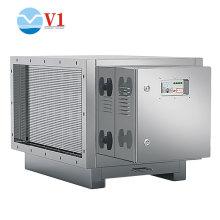 Dispositivo de purificación de gas residual por fotólisis UV