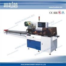 Máquina de embalagem horizontal de alimentos Hualian 2016 (DXDZ-600W)