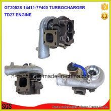 Tb25 452162 452162-5001s 452162-0001 14411-7f400 Turbo turbocompresseur Turbine Td27 Supercharger