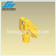 25-тонный гидравлический поворотный консольный кран