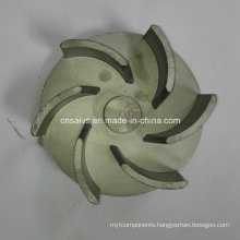 Ivestment Casting Water Pump Impeller