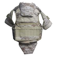 Gilet balistique blindé militaire de protection intégrale Iotv