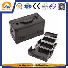 Professional Aluminium Makeup Case for Travel (HB-2031)