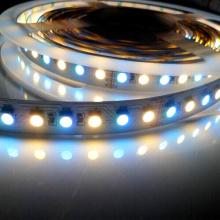 Tira flexível LED SMD bicolor