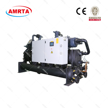 Water to Water Screw Chiller for School Hotel