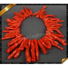 Бусины коралла, ювелирные изделия шариков ювелирных изделий Necklce (GB0127)