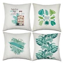 Kundenspezifisches Design, das Polyester-Baumwollkissen druckt