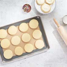 easy clean reusable non stick silicone baking mats