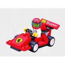 Racing Series designer Karting 33pcs bloqueia brinquedos