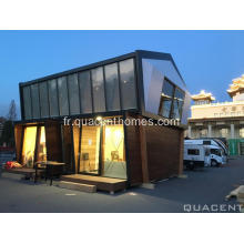 Nouveau Design Fast Construction Office Wood Building Home