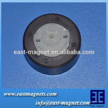 Ferrite Magnet mehrere Pole Hersteller / Waschmaschine Wasserablauf elektrische Maschine Magnet Rotor