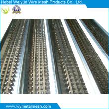 Hochgeripptes Metallgewebe für den Bau