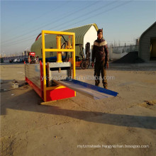KR 18 locking roof forming machine mobile factory