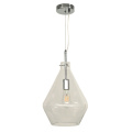 Suspension nordique moderne en forme de lampe