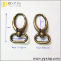 Accesorios Metal Loop Oval Ring Clips Hook