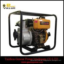 Heißer Verkauf 9HP DP40 Hohe Qualität 4 inch Diesel Wasserpumpe