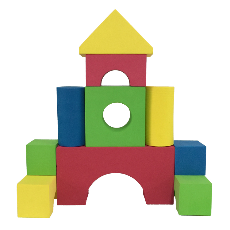 EVA Colorful Building Blocks