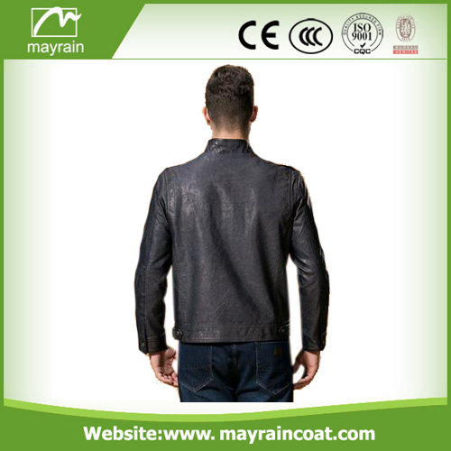 Men PU Raincoat