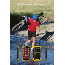 Real Button Outdoor Android Telefon