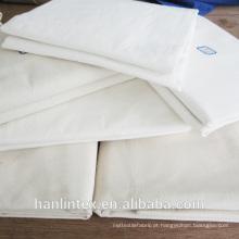 Poliéster / algodão tingimento herringbone bolso tecido para fábrica de calças diretamente