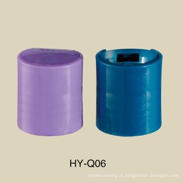 Venda quente 20/410 tampa superior do disco de plástico