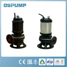 WQ / QW pomper bajo el agua de aguas residuales