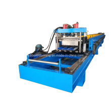 Track Cutting Metal Deck Roll Forming Machine