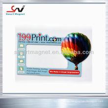 Pvc baratos pads grabable magnética bloc de notas