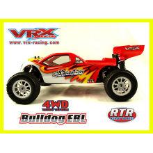 1/10 масштаба 7.4V литий-полимерный аккумулятор безщеточный RC автомобиль в радио управления игрушки