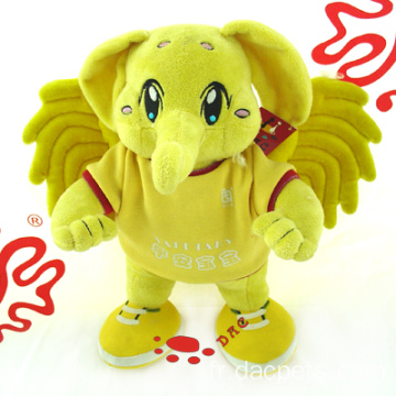 Peluche Cartoon Fly Elephant Toy