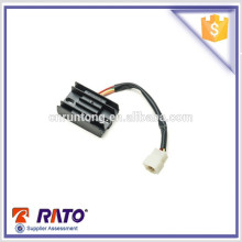 For ZS110 spare parts best quality 8 poles short circuit type motorcycle voltage regulator