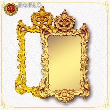 Cadre en miroir en plastique de style baroque (PUJK13-J)