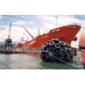 D=2000mm EL=4000mm Yokohama Floating Pneumatic Fenders/ Sling Type and Tire Net