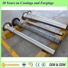 Вал ветроэнергетического вала / обрабатывающая деталь OEM (MP-29)