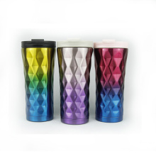 Diamant-Edelstahl-Kaffee-Auto-Vakuumsauger