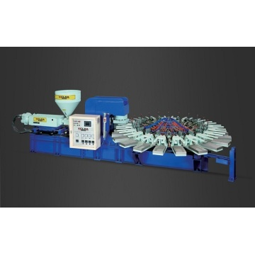 Machine automatique de moulage par injection de PVC d'ouverture de moule