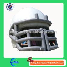 logo printing inflatable nfl football helmet inflatable helmet