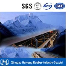 Cold Resistant Rubber Steel Cord Conveyor Belt Conveyor Belt