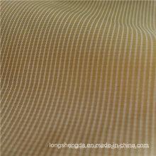 Wasser & Wind-Resistant Daunenjacke Woven Plaid Jacquard 34% Polyester + 66% Nylon Blend-Weaving Fabric (H038)
