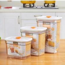 Newest 300ml Clear Plastic Jar Pet Plastic Jar for Candy