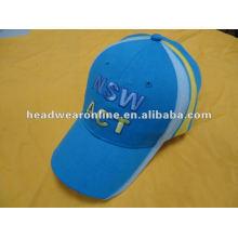 OEM Promotional 6 Panel Custom Sports Baseball Cap for sale