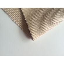 Bulked Yarn Fireproof Silica Cloth