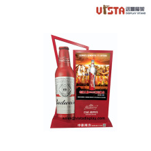 Budweiser+Beer+Advertisement+Light+Box+Display+Stand
