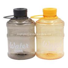 Jarro de água de plástico com mini design mini mini 650ml com alça (KL-8032)