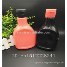 Fábrica da China personaliza garrafas de suco de garrafas plásticas de 500ml