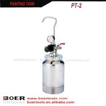 2L Air Paint Pressure Tank Painting Tank Mini paint tank