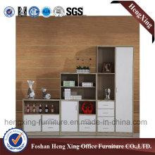 Wooden Living Room Furniture Combination Storage Cabinet (HX-6M333)