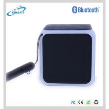 Novo alto-falante de rádio mini-fm speaker luz led